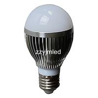 85-265V E27 5* 1W Cool White Energy Saving LED Light Lamp Bulb