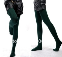 Free Shipping 8Color For Choice Women Warm Winter Skinny Stretch Fleece Legging Pant Tights L002,Mix Color Is Welcome