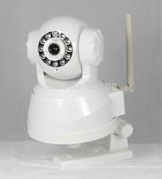 free shipping Cybernova CN-WIP608MW Megapixels(720P) H.264 wireless IP Camera Support 32GB TF Card + Alarm WIFI+P2P Plug&play