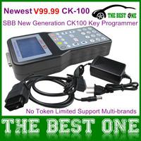 Multi-languages Optional CK100/CK-100 Programmer 2014 Hot Sale Key Programmer ck100 V99.99 The New Generation of SBB CNP Free