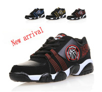 New 2013 hot sale men's athletic shoes,men basketball shoes,casual sport running shoes for male,free shipping MS108
