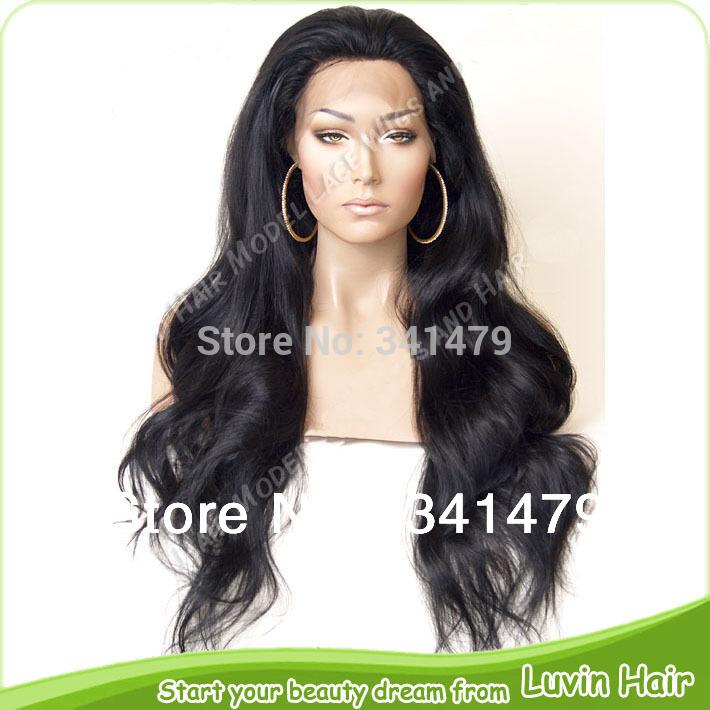 Human Hair Half Wig Sale 39