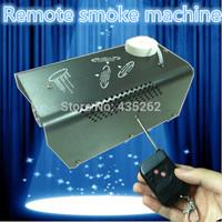 Best price 1pcs / 400W Hazer fog machine, Remote control smoke machine stage lighting professional DJ equipment 100% new