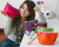 2pcs/lot Organizer Cosmetic Bags Women Necessaries Makeup ,Bag Women In Bag For Cosmetics Bag Free Shipping