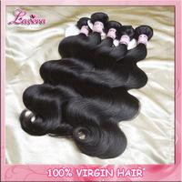 6A Peruvian virgin hair body wave 2 3pcs or 4pcs Lavera human hair weave,Peruvian body wave virgin hair extension