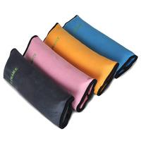 4 Colors Cotton Velvet Child Seat Belt Pillow Car Safety Seat Belt Head Rest Pillow for Children Pad Cushion Pillow