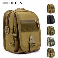 Functional Waist Pack Shoulder Messenger Crossbody Bag USA Military Heavy Duty Waterproof Advance Defense Ultra-light Range Gear