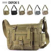 Large Men iPad3 A4 14 Inch Laptop Shoulder School Bag Ultra-light Hunting Range Soldier Ultimate Stealth Heavy Duty Carrier
