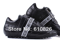 Free shipping 2014 brand dirk bikkembergs Genuine Leather shoes sneakers mens Casual sneakers Shoes Cheap discount sports Shoes