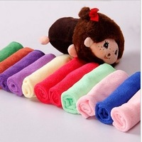 25*25cm New 2013 Microfiber Cleaning cloth Novelty households wipes  fiber steam mop kitchen towel Rag