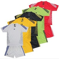 2013  fashion brand soccer  jersey  football traning jersey football team jersey competition training suit suits free shipping