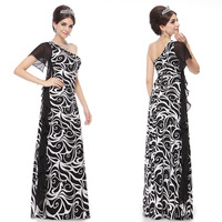Free Shipping 09309 Ever Pretty Women's Graceful Paisley Print Long Formal Gown Evening Dress