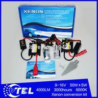 Free Shipping 35W H1 H4 H7 H3 H9 H10 H11 H13 9005 9006 881 881 4300K 6000K 8000K 12000k hid xenon kit 35w slim blocks ballast