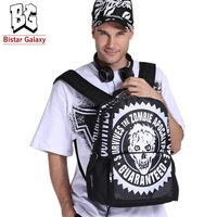 Free shipping New 2014 Backpack men,  17 inches school backpack with iPad, iPhone pocket, BBP119