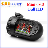 Original mini 0801 car dvr 1.5 inch Full HD 1920*1080P 30FPS ambarella A2S60 OV2701 Sensor With gps logger built in 8gb memory