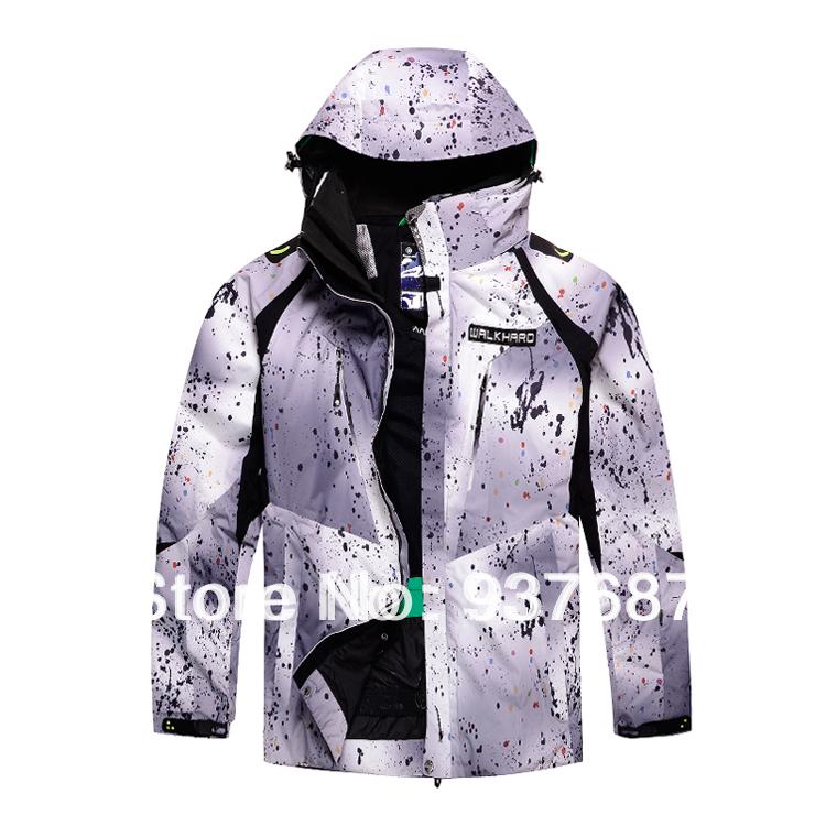 Горнолыжная(лыжная) куртка walkhard, р с-ххл, код kd84589