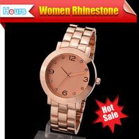 Watch Men Luxury Brand New 2014 Luxury Designer Men Quartz Casual Bracelet Women Dress Watches Fashion Women Rhinestone Watches