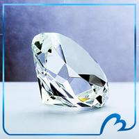 Wholesale Jewelry Supplies AAA Grade CZ Cubic Zirconia Round Zircon DIY Jewelry Findings Supplies (CZ-15)