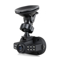 Hot sale Novatek C600 super Mini Size car cctv Full HD 1920*1080P 12 IR LED Car Dvr