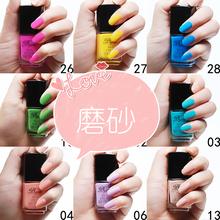 wholesale nail polish matte black