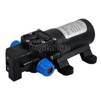DC 12V 60W 5L/min Diaphragm High Pressure Water Pump Automatic Switch TK0932