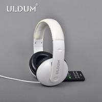Super Bass Metal Head Earphone In-ear DJ Headphone mp3 mp4 Headset for phone Free shipping