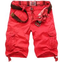 Best sale shorts cargo men fashion Camo Cargos men Shorts Knee-length shorts men SIZE 30-44 21 colors