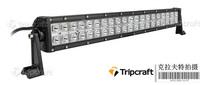 Free shipping!!120W LED Driving Light Bar,LED LIGHT BAR for Boat Car Truck Spot Wide Floodlight Beam SUV ATV LED LIGHT