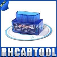 Super mini ELM327 Bluetooth obd2 Type Bluetooth elm327 V2.1 ELM 327 Support All OBD II Protoclos