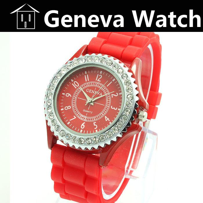 Com buy wholesale brand geneva sport watch lady fashion watches