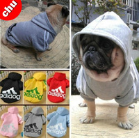 High quality For Dog Cat Puppy Pet Clothing/pet Clothes Warm Coat Apparel Hoodies Sweater T-shirt