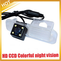 Free shipping, Special SONY CCD Car rear view camera for KIA K2 Rio Sedan waterproof night version
