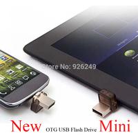 2014 New Super Mini  Smart phone USB Flash Drive OTG USB Flash Drive, Micro USB Flash Drive,Smart Phone U Disk for Android Phone