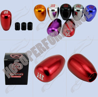 HOSO 2014 New Design style Manual car Universal Gear Shift Knob 5 Speed Shift Lever fit for most Honda