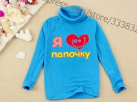 wholesale-hot selling in Russia and Ukraine Masha and bear children clothes 2-10 age kids T-shirt boy and girl clothes,HR1720-4