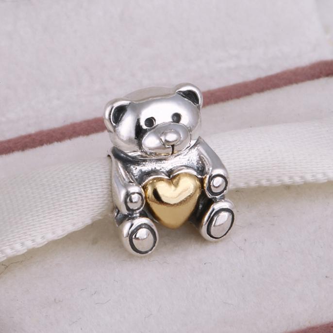 pandora bear charm