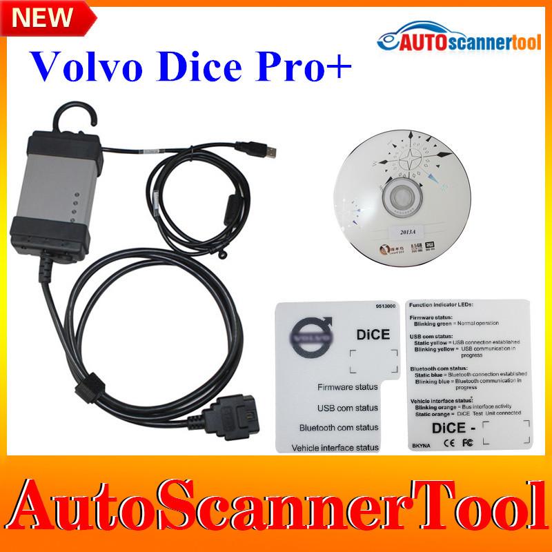 Оборудование для диагностики авто и мото AutoScannerTool Volvo Pro + Volvo Volvo Vida комплект шнуров для диагностики авто