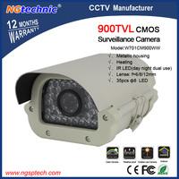 Free shipping!900TVL home security Surveillance 35 pcs blue LED IR night vision  outdoor Security CCTV Color Camera
