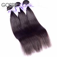 "Best 6A peruvian virgin hair straight 3 pcs lot  peruvian straight virgin hair 8""-30""peruvian hair top quality human hair weave"