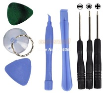 8 in 1 Repair Opening Tool Kit With 5 Point Star Pentalobe Torx Screwdriver For iPhone iPod 4816(China (Mainland))