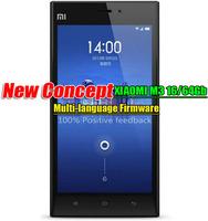Original Xiaomi M3 Wcdma 5 inch IPS 1080P Qualcomm 8274AB Quad 2.3G 13Mp Android 4.4  Mobile phone Xiaomi M3 Multi-language