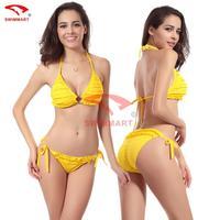 2014 Hot Women's Elegant Push Up Padded Cup Swimwear Swimsuit Ladies' Sexy Bikini Set Sexy brand bikinis