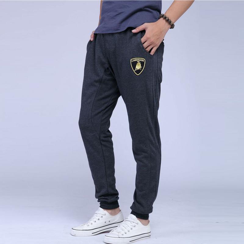 Big Men Clothing King Size 4XL 5XL, 6XL, 7XL, 8XL New Sport Pants Running Casual 2014 Fashion Spring Joggers Pants(China (Mainland))