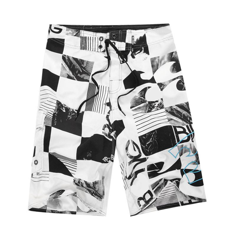 Swimwear Men 2015 New Brand Swimming Trunks Briefs Beach Brazil Sunga XXL Size Shorts Grid Quick Dry Boardshort Men Swimwear(China (Mainland))