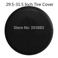 "RUICH Free shipping 29.5-31.5"" Rear Spare Wheel Tire Tyre Cover For Honda Suzuki Jeep Wrangler 4x4 4WD"