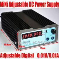 Free shipping Wholesale precision Compact Digital Adjustable DC Power Supply OVP/OCP/OTP low power 32V5A 110V-230V 0.01V/0.01A