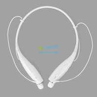 Promtion Hot White Headset Neckband Style White Wireless Stereo Headset Earphone for Bluetooth with Charging Cable b11 18332