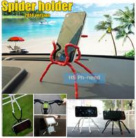 New version 7 colors spider mobile phone holder phone holder spider(promotion price)