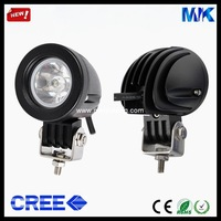"2"" Super Bright CREE 10W 720LM Offroad Waterproof IP67 10W CREE LED Offroad Led Work Light Spot Flood Beam Driving Fog 12V 24V"