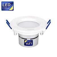 3W LED downlight  70-75mm hole size AC220V-240V SAMSUNG Chips White lamp UHTD772